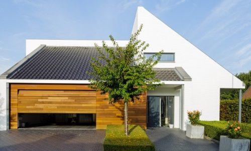 Moderne garagedeuren