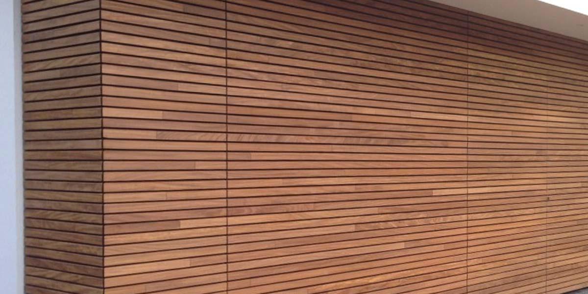 welk hout voor gevelbekleding