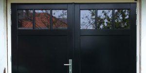 houten dubbele deuren