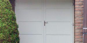 garagedeuren openslaand wit