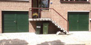 garagedeuren openslaand pernis