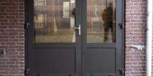 Openslaande garagedeuren - Budel