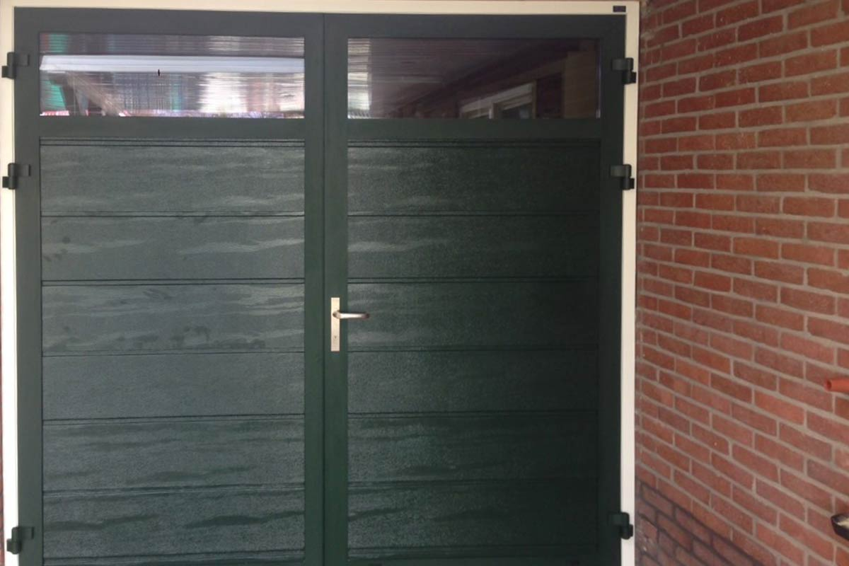 openslaande garagedeuren Gelderland