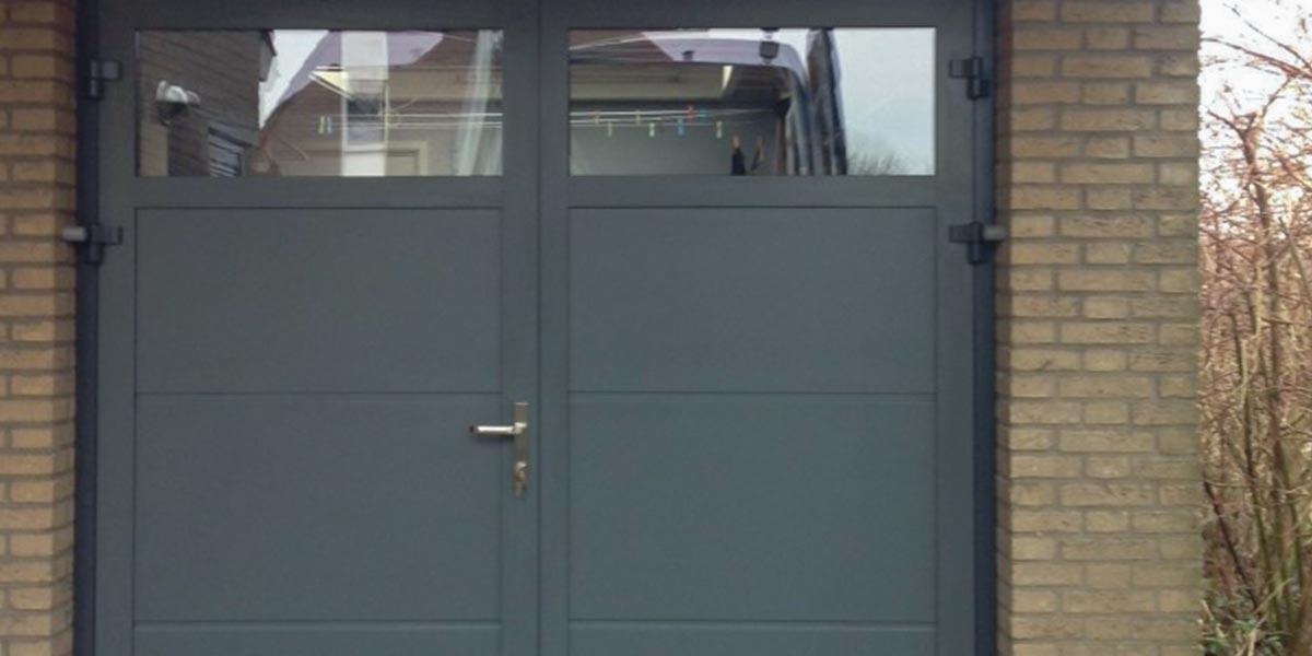 openslaande deuren (vlak-glad-RAL-7012-7024)