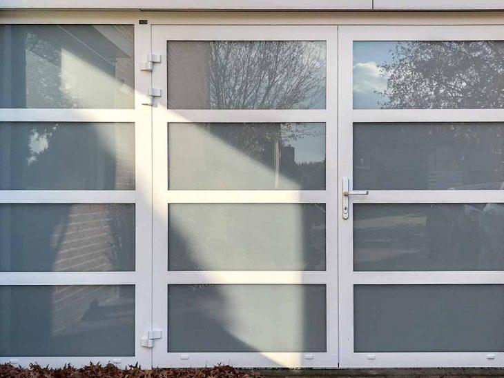 Openslaande garagedeuren maarheeze