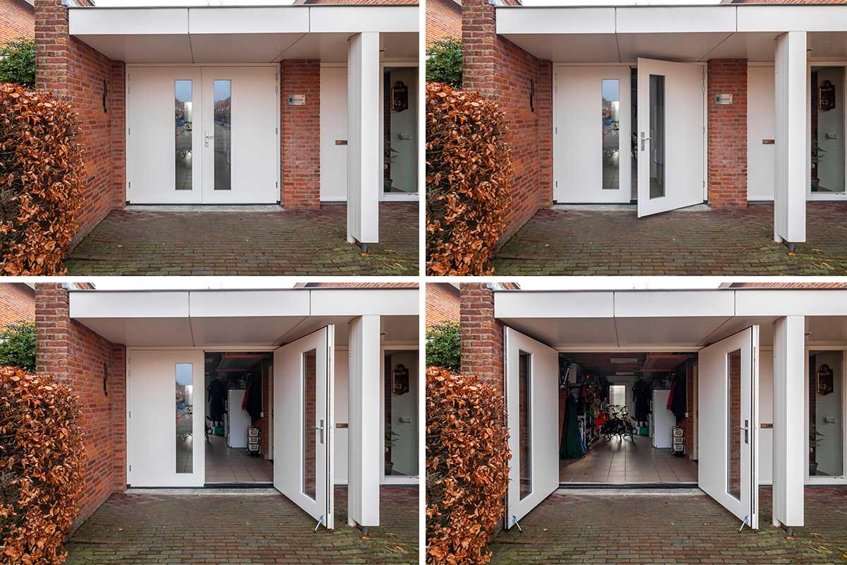 houten-witte-openslaande-garagedeur