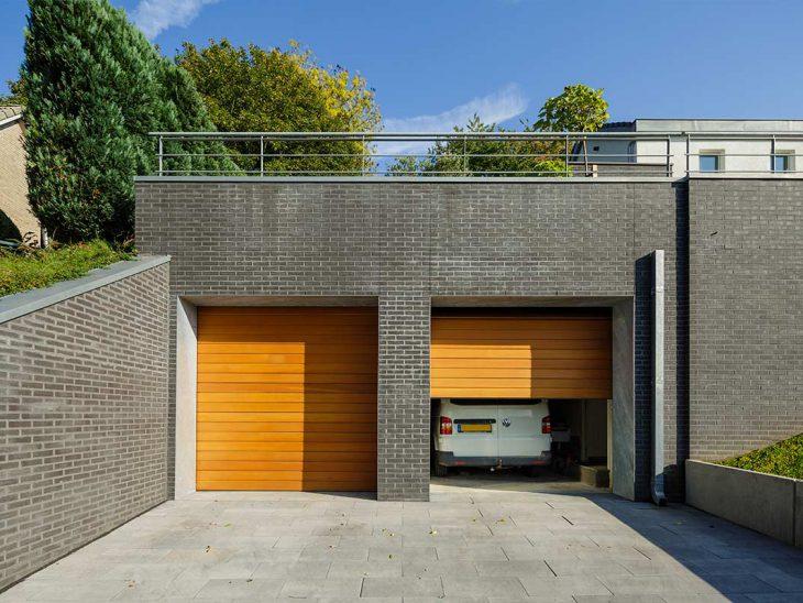 automatische garagedeur