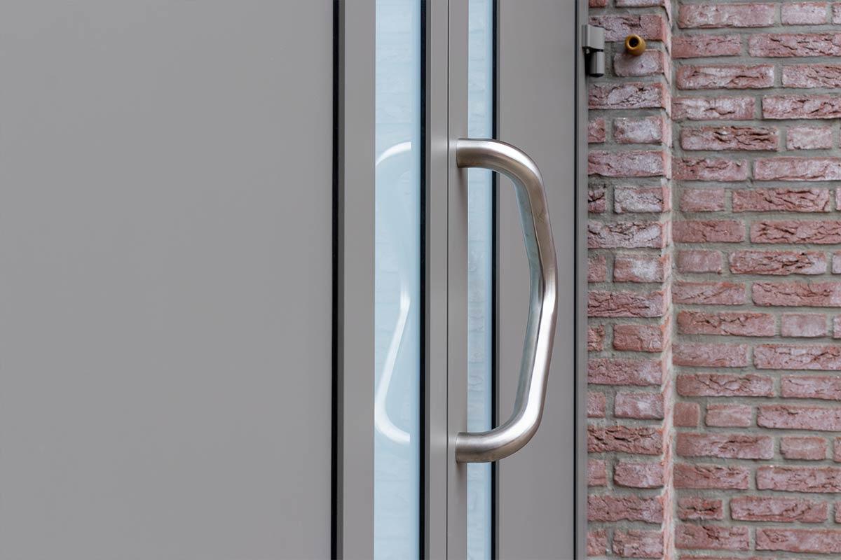 rvs deurgreep garagedeur
