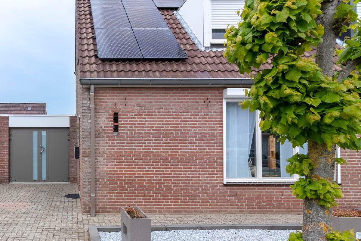 Woningwaarde verhogen nieuwe garagedeur