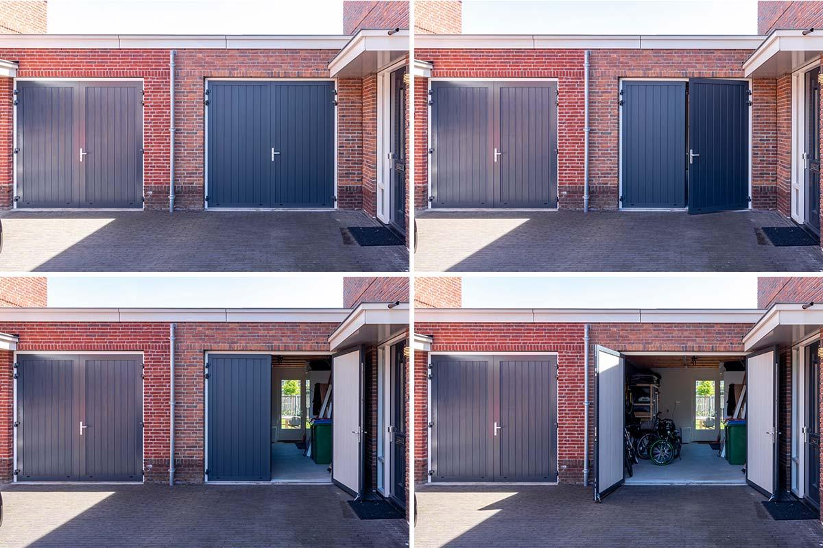 Garagedeur burenkorting