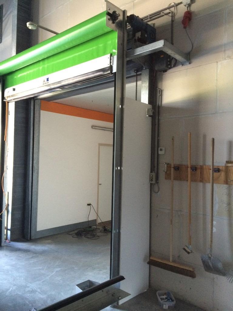 Snelloop-deuren-elektrisch