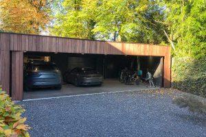 zijwaartse-houten-garagedeur