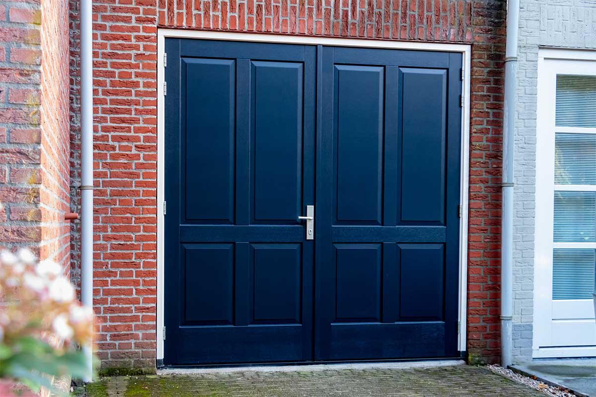 garagedeur met sierlijst (11)