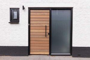 houten voordeur in bestaand kozijn (2)