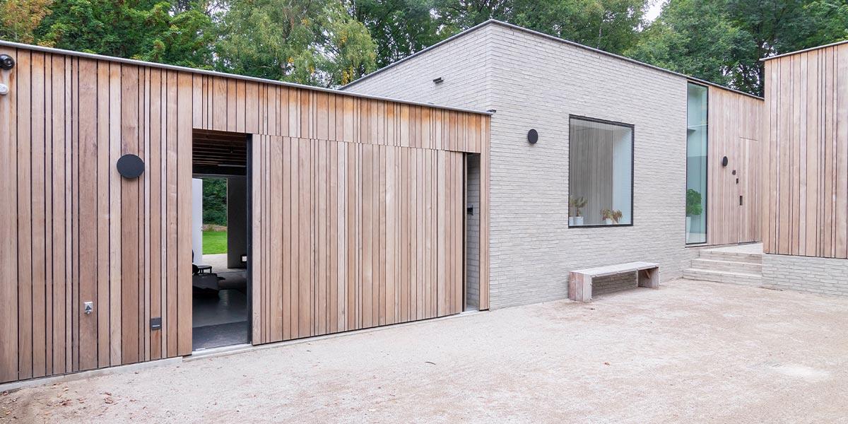 Zijwaartse garagedeuren