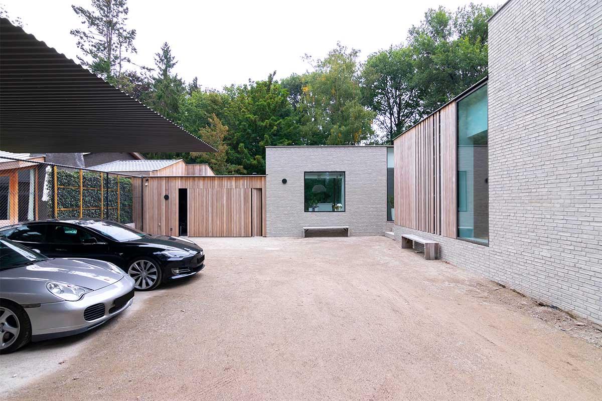 houten zijwaartse garagedeur (2)