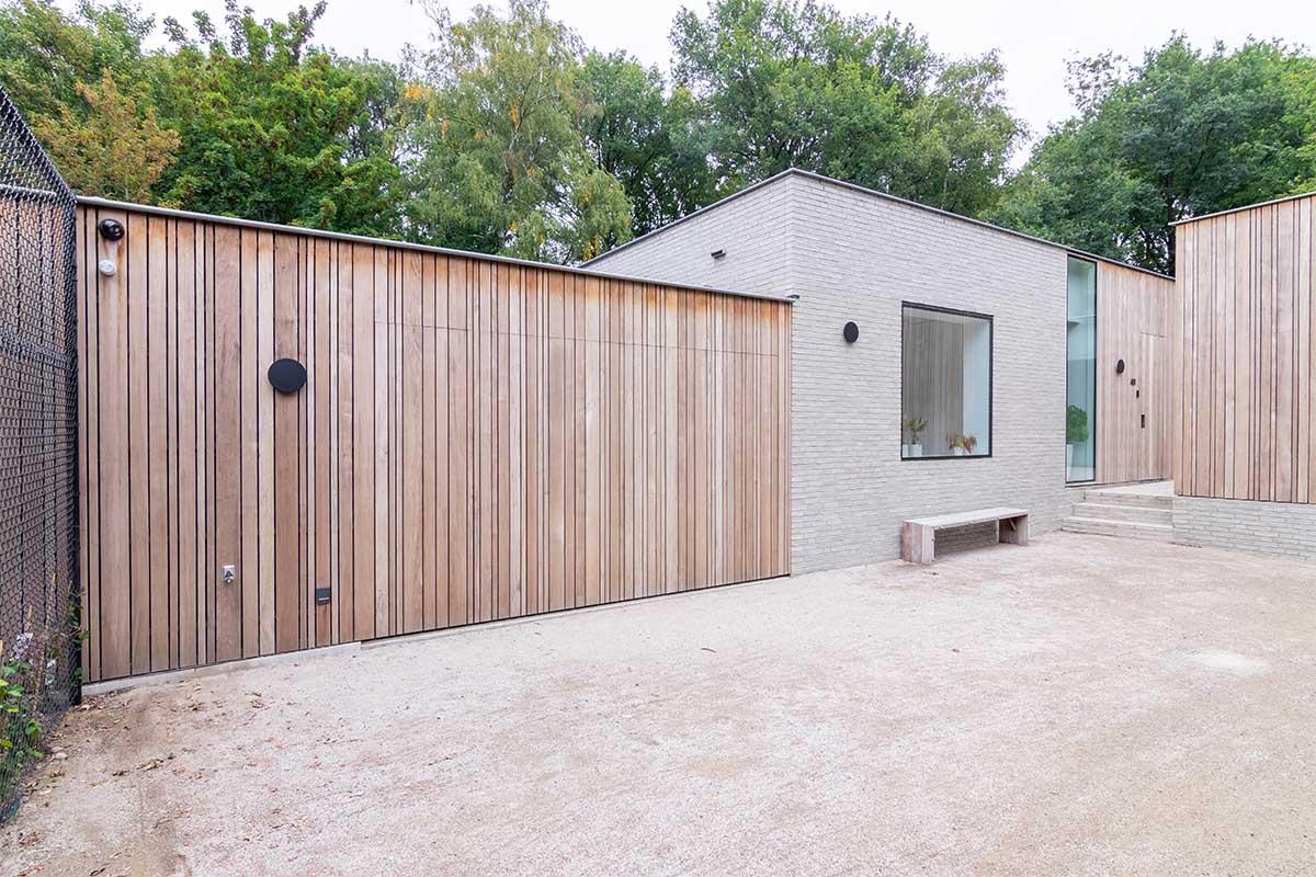houten zijwaartse garagedeur (4)