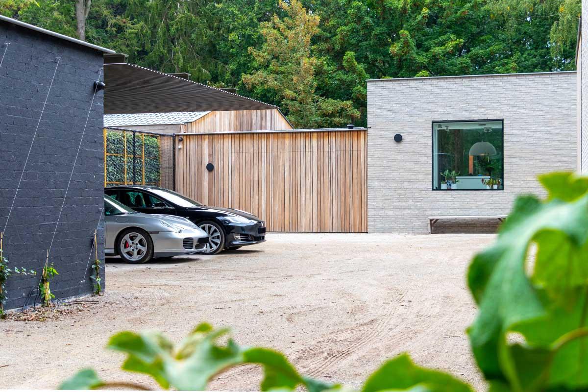 sectionaaldeur hout zijwaarts (1)