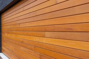 houten sectionaaldeur horizontaal red cedar (3)