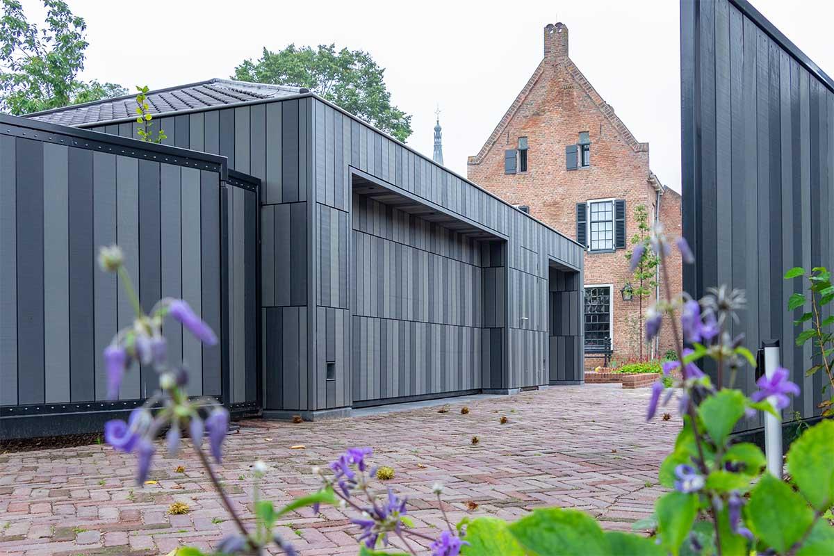 bijzondere garagedeur van hout (3)