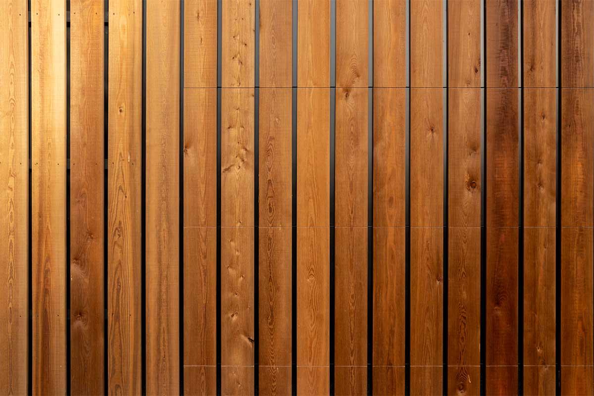 houten garagedeur gelijk met de gevel (13)