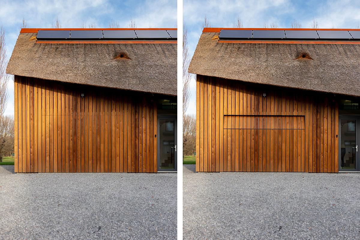 houten-sectionaaldeur-onzichtbaar-verwerkt-in-de-gevel