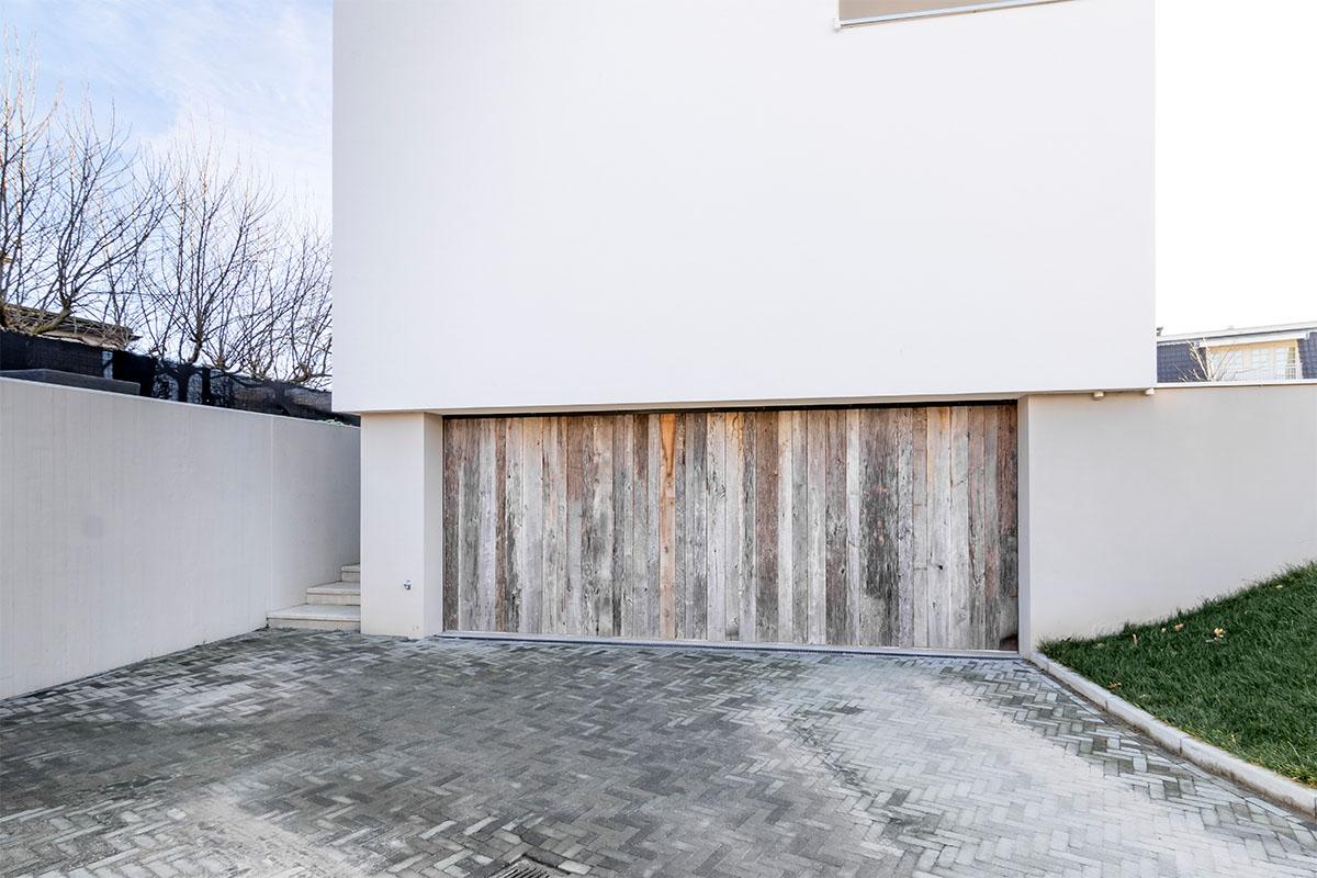 houten zijwaartse garagedeur barnwood (12)