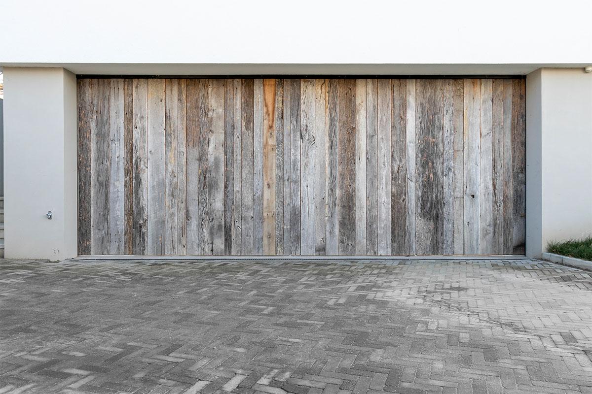 houten zijwaartse garagedeur barnwood (19)