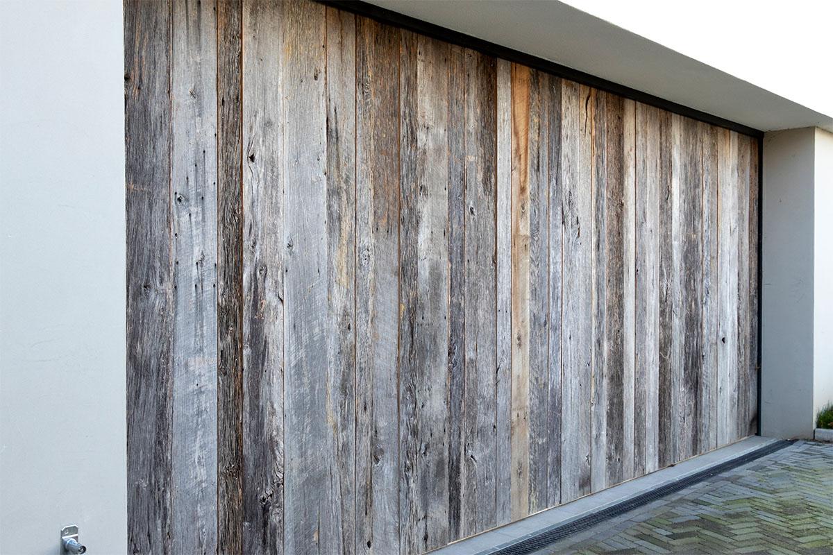 houten zijwaartse garagedeur barnwood (21)