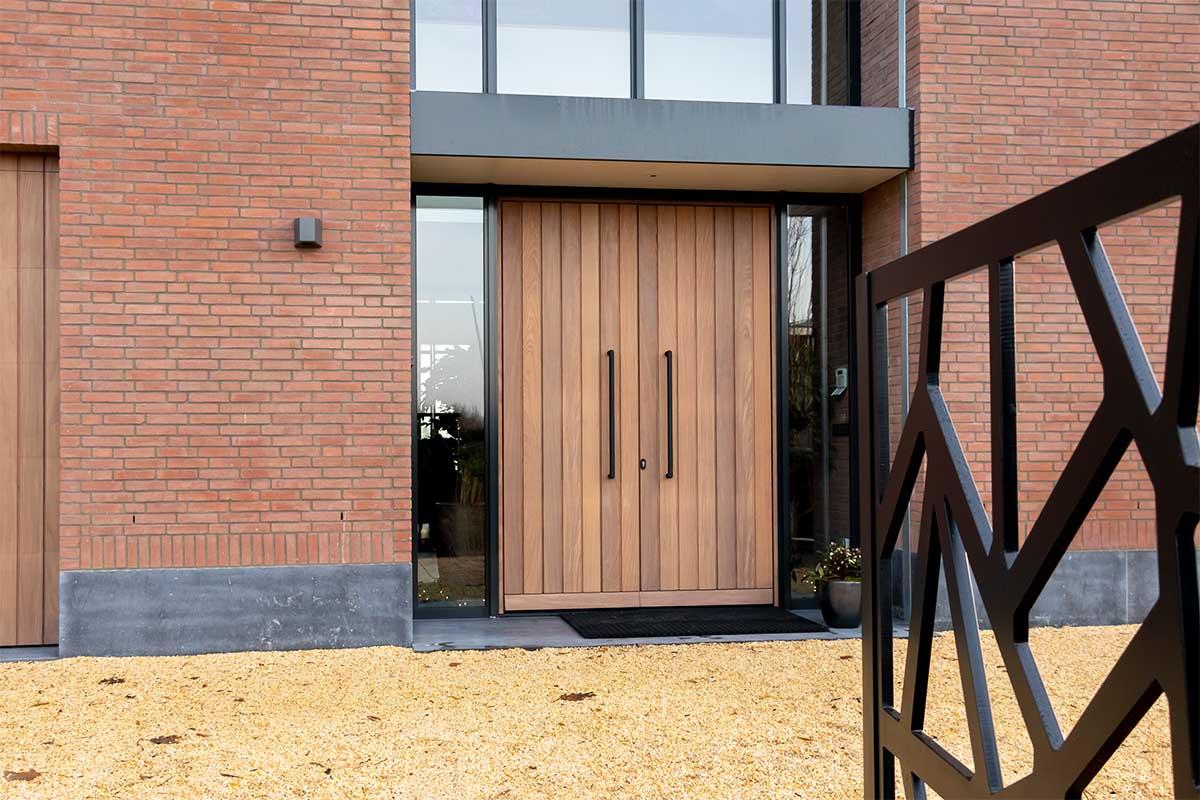 houten voordeur (8)