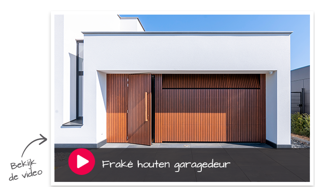 frake-houten-sectionaaldeur video