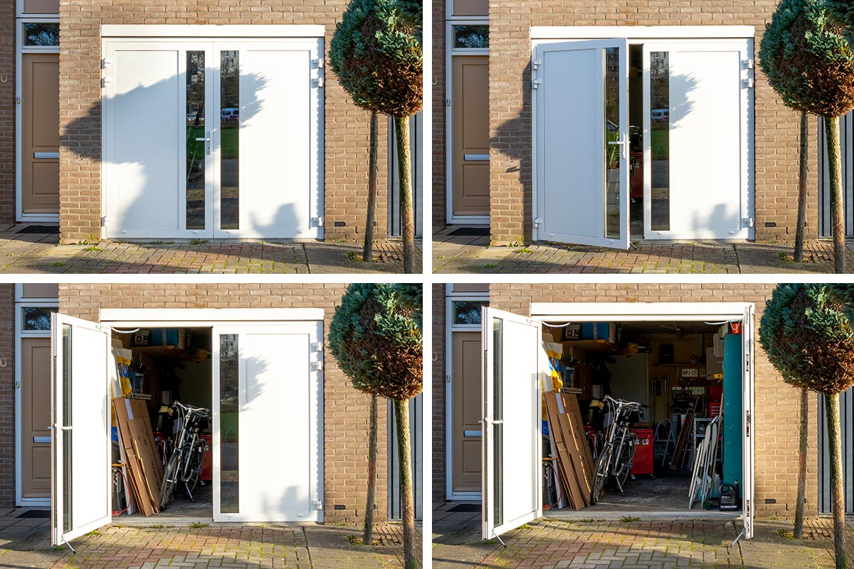 witte-openslaande-garagedeur-glas-verticaal-different-doors