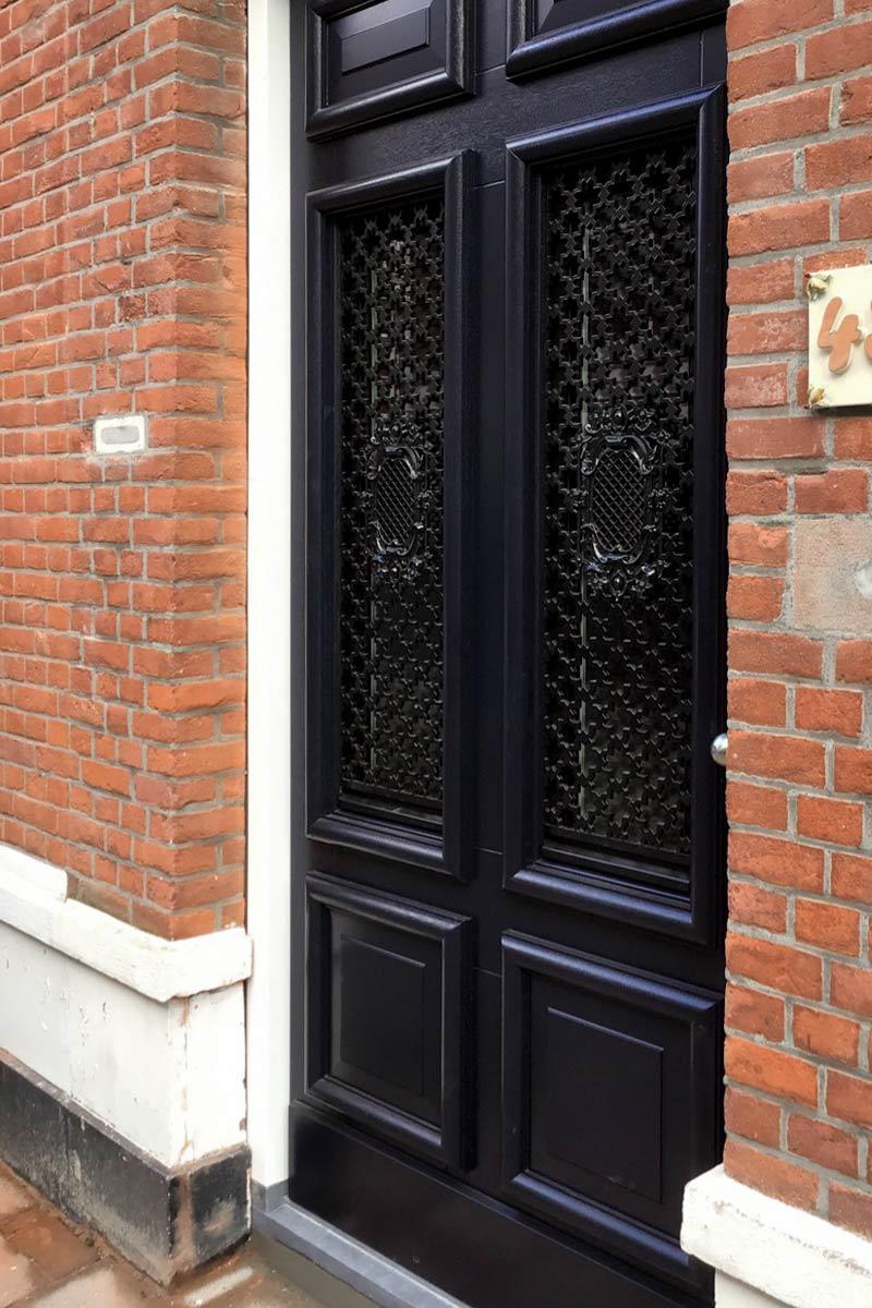 Klassieke-stijl-voordeur