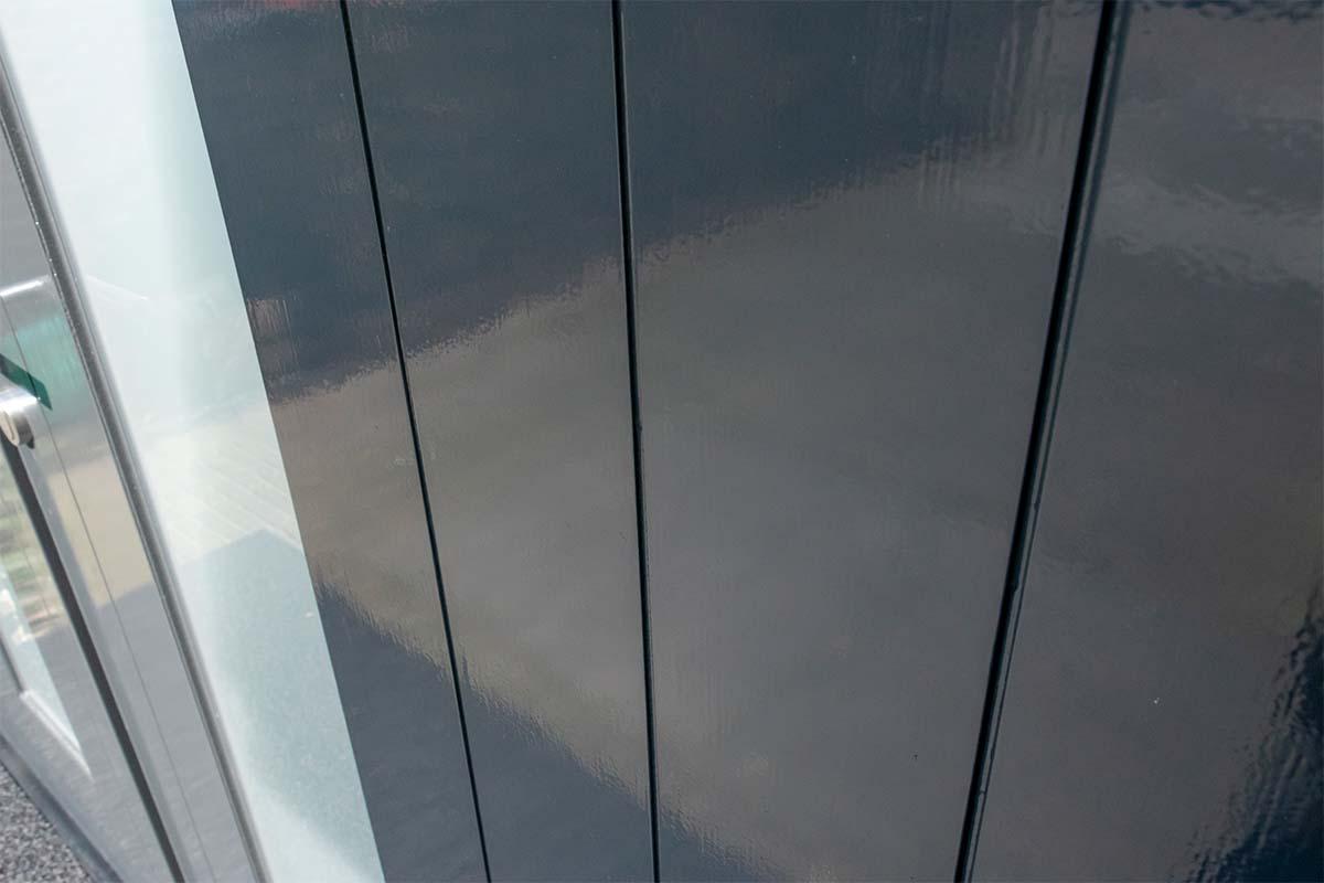 openslaande garagedeur hout (5)