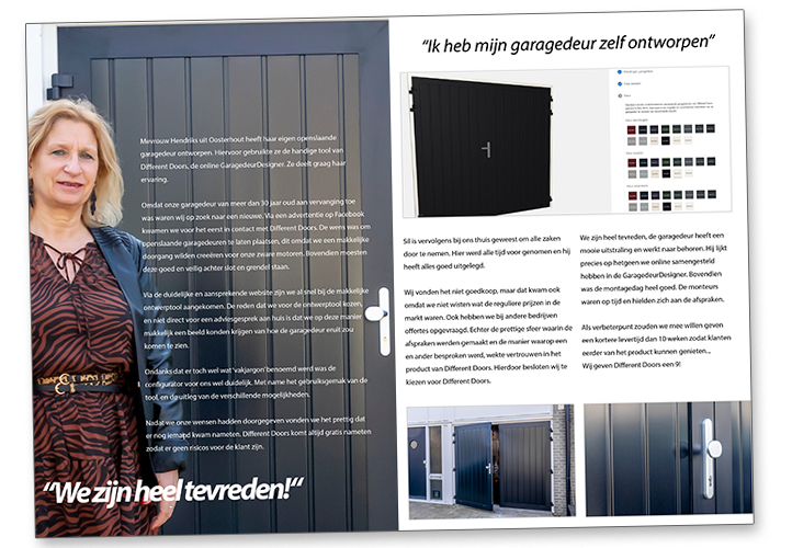 Advertorial Hendriks