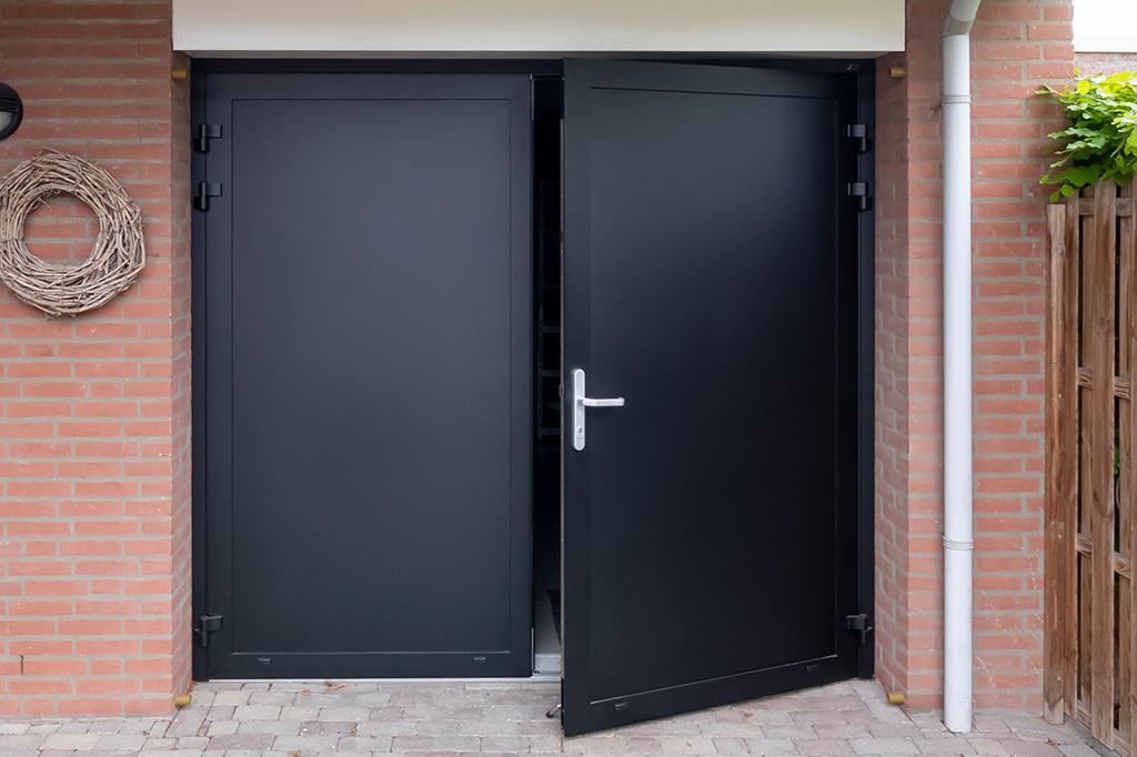 openslaande-garagedeuren