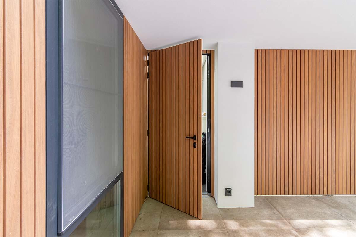 houten loopdeur