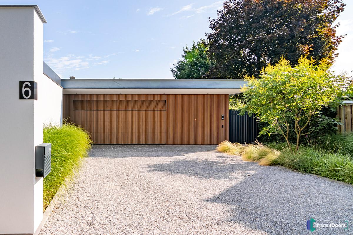 Different Doors houten garagedeur (4)