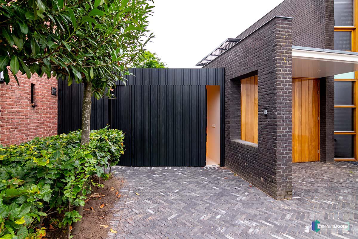 Different Doors zijwaartse garagedeur (3)