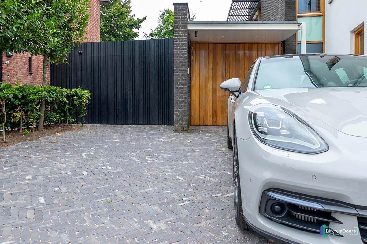 Different Doors zijwaartse garagedeur (4)