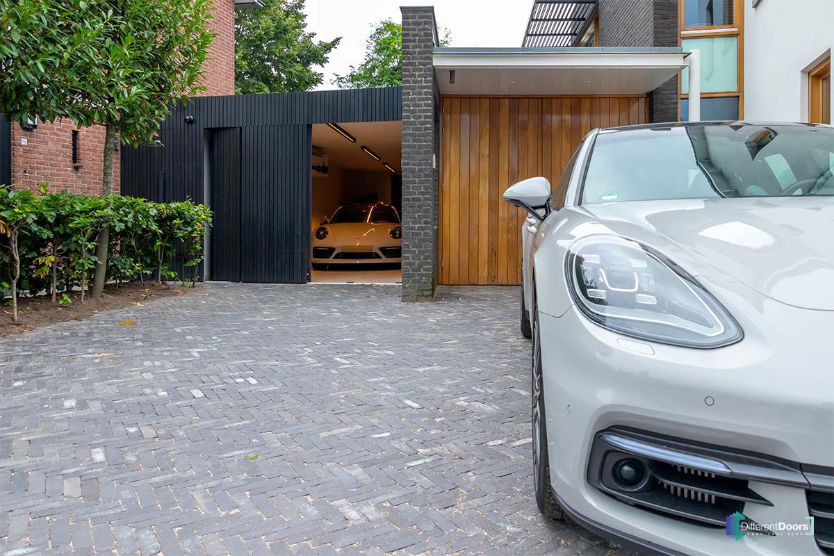 Different Doors zijwaartse garagedeur (5)