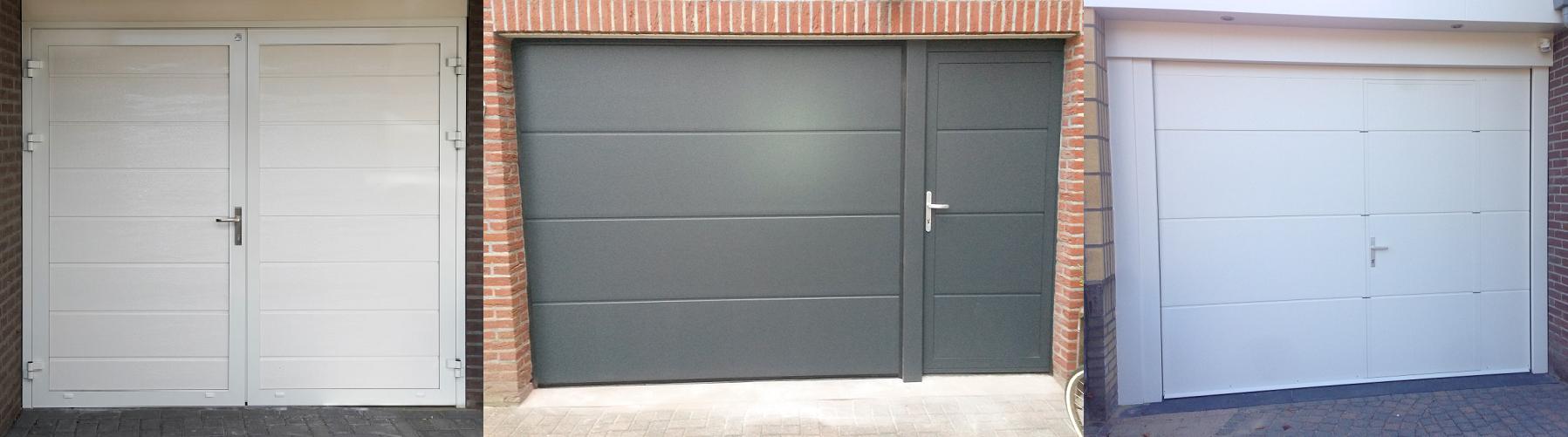 Magnifiek Uw specialist in bedrijfs- en garagedeuren – Different Doors #IK67